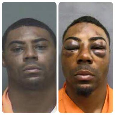 Tramaine Bradley, now and at the time of his arrest February 11, 2016