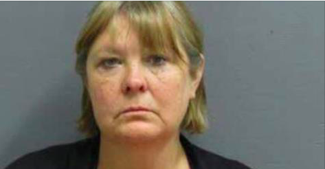 Denise Reed, wife of Houston County Jail Commander Keith Reed was arrested Monday on felony theft charges